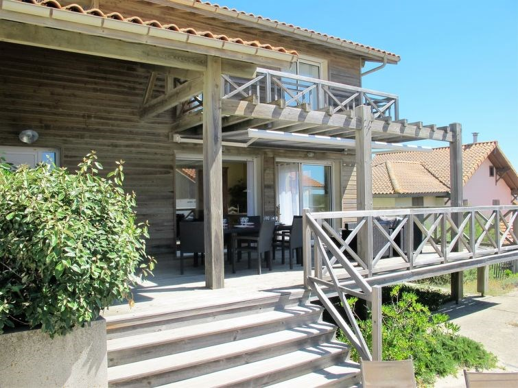 Maison de vacances Villa Marine ★★★, Mimizan.