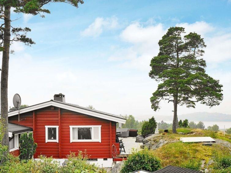 Maison pour 4 personnes à Varekil