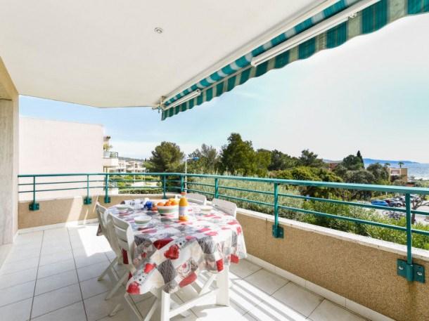 Location vacances Cavalaire-sur-Mer -  Appartement - 3 personnes - Télévision - Photo N° 1