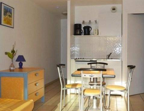 Location vacances Hendaye -  Appartement - 1 personnes - Télévision - Photo N° 1