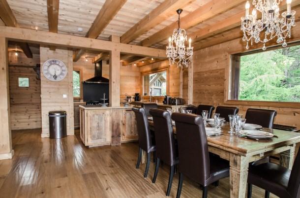 Location vacances Chamonix-Mont-Blanc -  Maison - 10 personnes - Lecteur DVD - Photo N° 1