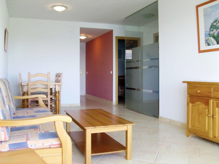 Appartement pour 6 à Miami Platja