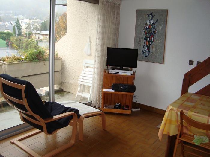 Appartement pour 5 pers. avec parking privé, Saint-Lary-Soulan