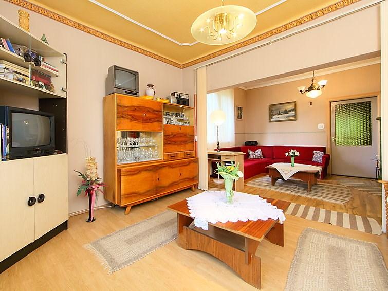 Appartement pour 3 personnes à Balatonföldvár