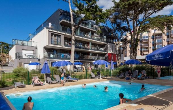 Location vacances Pornichet -  Appartement - 6 personnes - Congélateur - Photo N° 1
