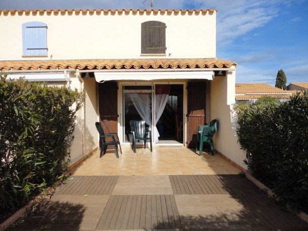 Location vacances Agde -  Appartement - 6 personnes - Terrasse - Photo N° 1