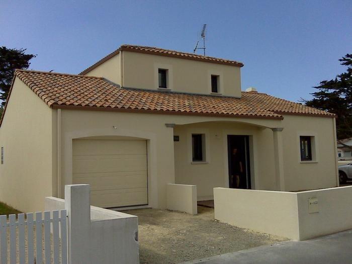 Villa pour 8 pers. avec internet, Bretignolles-sur-Mer
