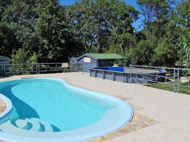 Location vacances Santa-Lucia-di-Moriani -  Appartement - 3 personnes - Barbecue - Photo N° 1