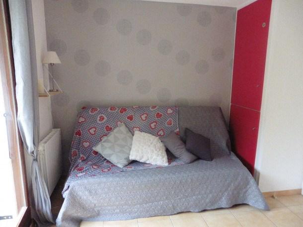 Location vacances Valloire -  Appartement - 2 personnes - Lecteur DVD - Photo N° 1
