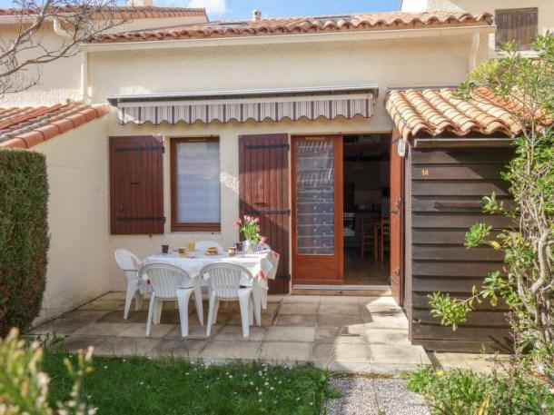 Location vacances Vaux-sur-Mer -  Appartement - 5 personnes - Télévision - Photo N° 1