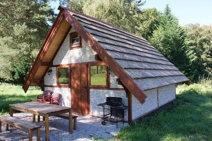 Holiday rentals Sainte-Fortunade - House - 4 persons - BBQ - Photo N° 1