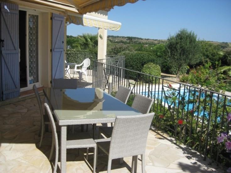 Villa avec piscine à louer dans l'Hérault