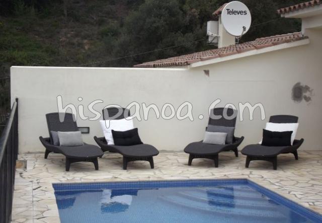 Maison moderne en location avec piscine privée sur la Costa Brava |ai-mol-12