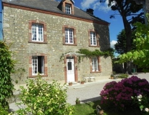 Location vacances Bricquebec -  Maison - 8 personnes - Barbecue - Photo N° 1