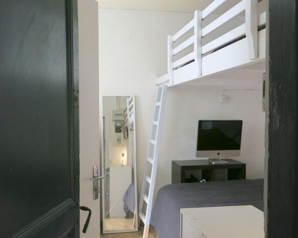 Location vacances Paris 18e Arrondissement -  Appartement - 2 personnes - Micro-onde - Photo N° 1