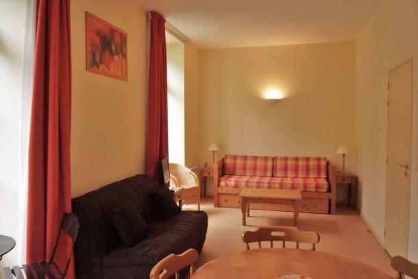 Location vacances Aulus-les-Bains -  Appartement - 4 personnes - Télévision - Photo N° 1