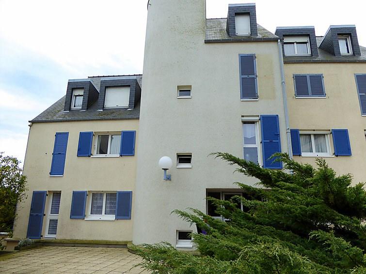Appartement pour 4 à Saint Malo