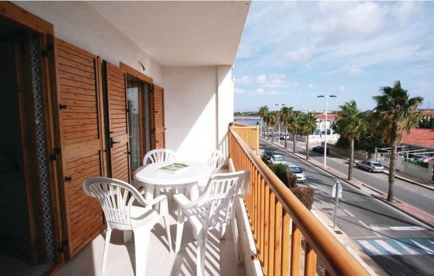 Location vacances Santa Pola -  Appartement - 2 personnes - Télévision - Photo N° 1
