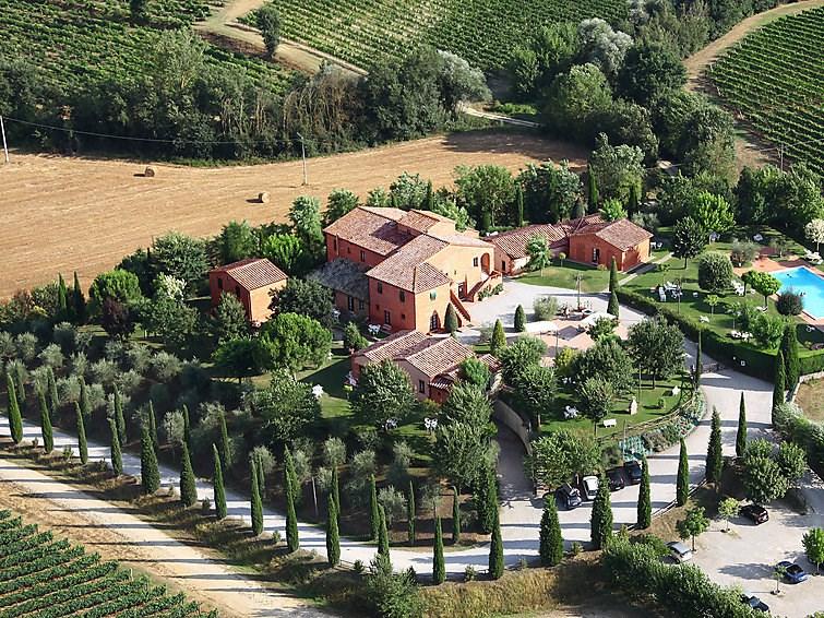 Location vacances Montepulciano -  Appartement - 4 personnes -  - Photo N° 1