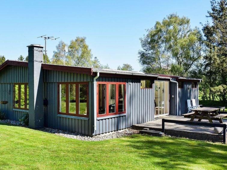 Studio pour 4 personnes à Tranekær