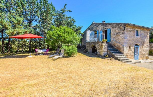 Location vacances Orgnac-l'Aven -  Maison - 7 personnes - Barbecue - Photo N° 1