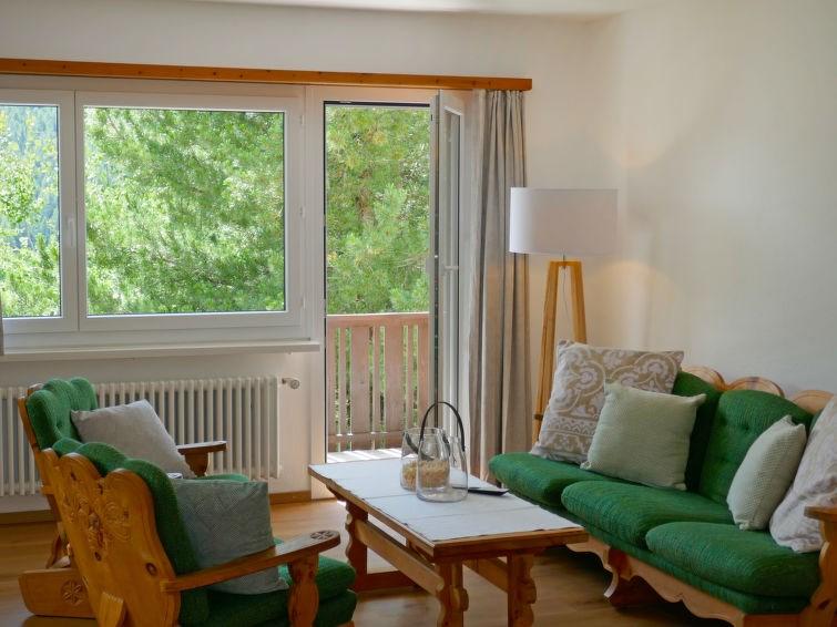 Location vacances Pontresina -  Appartement - 8 personnes -  - Photo N° 1