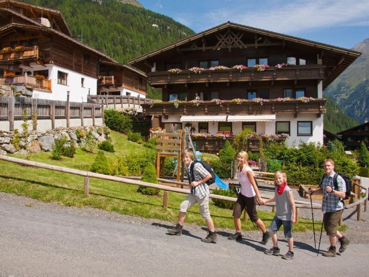 Location vacances Sölden -  Appartement - 5 personnes -  - Photo N° 1