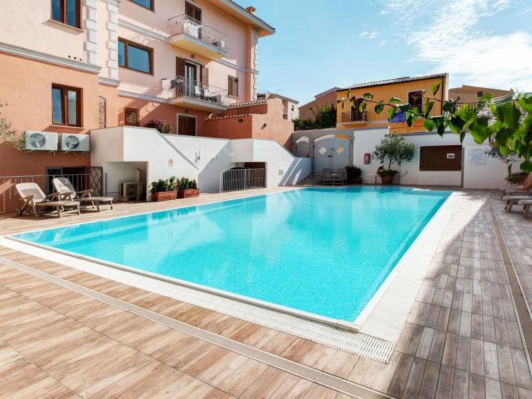 Appartement pour 2 personnes à Santa Teresa di Gallura