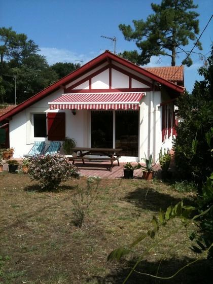 Villa pour 6 pers. avec internet, Capbreton