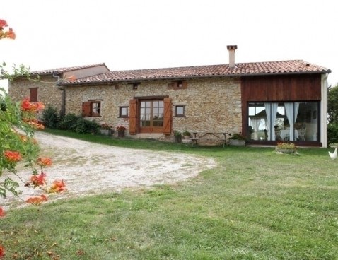 Location vacances Saint-Ybars -  Maison - 6 personnes - Barbecue - Photo N° 1