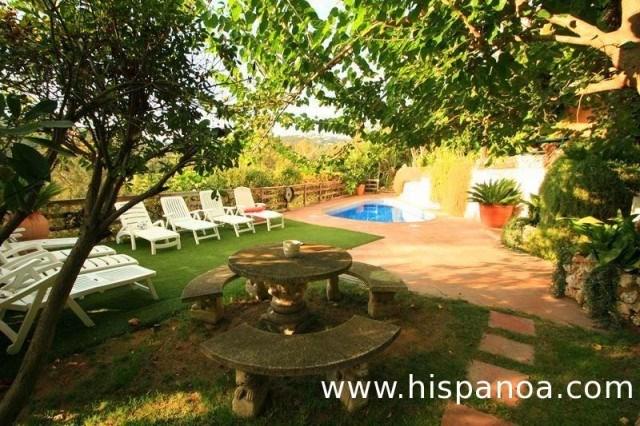 Location villa à Lloret de Mar pour 9 personnes | mddama