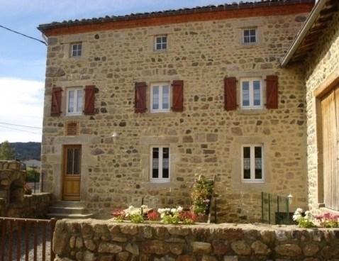 Location vacances Saint-Bonnet-le-Courreau -  Maison - 8 personnes - Barbecue - Photo N° 1