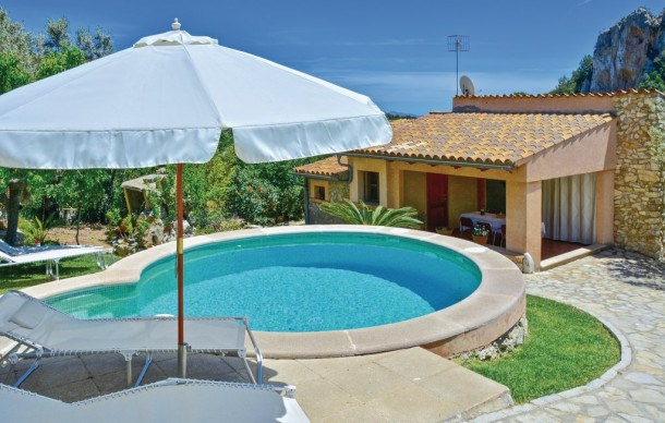 Location vacances Mancor de la Vall -  Maison - 6 personnes - Barbecue - Photo N° 1