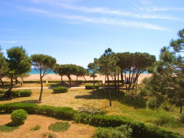 Location vacances Argelès-sur-mer -  Appartement - 4 personnes - Balcon - Photo N° 1