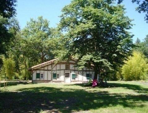 Location vacances Sabres -  Maison - 10 personnes - Barbecue - Photo N° 1