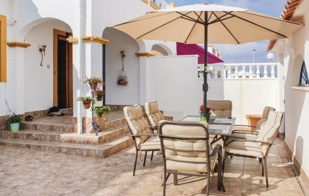 Location vacances Torrevieja -  Maison - 6 personnes - Barbecue - Photo N° 1