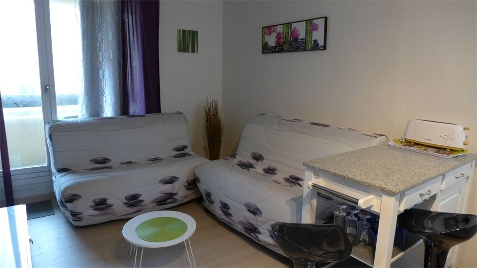 Appartement pour 2 pers., Seignosse