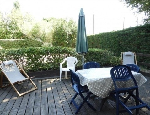 Location vacances Sanguinet -  Maison - 2 personnes - Barbecue - Photo N° 1