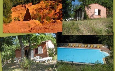 Ferienwohnungen Roussillon - Haus - 4 Personen - Grill - Foto Nr. 1