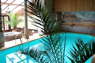 Gîte de charme avec piscine et jacuzzi dans manoir - Carnoët
