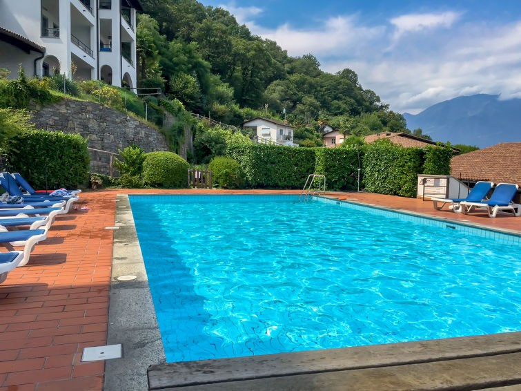 Appartement pour 1 personnes à Piazzogna