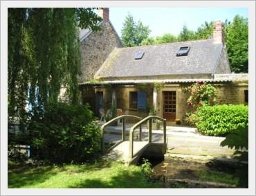 Ferienwohnungen Saint-Sauveur-le-Vicomte - Hütte - 6 Personen - Grill - Foto Nr. 1