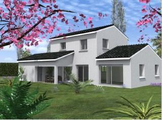 Maison  5 pièces + Terrain 1620 m² Rompon par MAISON IDEALE 26