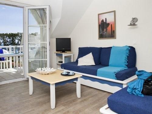 Résidence Cap Azur - Appartement 2/3 pièces 6/7 personnes Standard