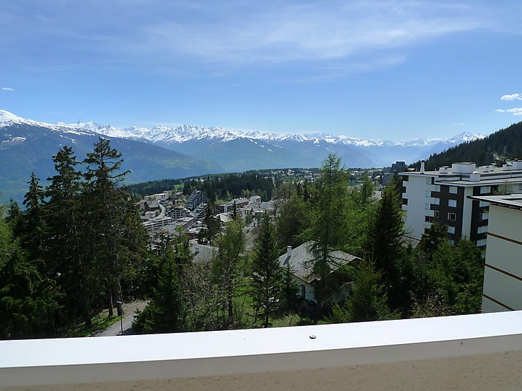 Location vacances Montana -  Appartement - 4 personnes -  - Photo N° 1