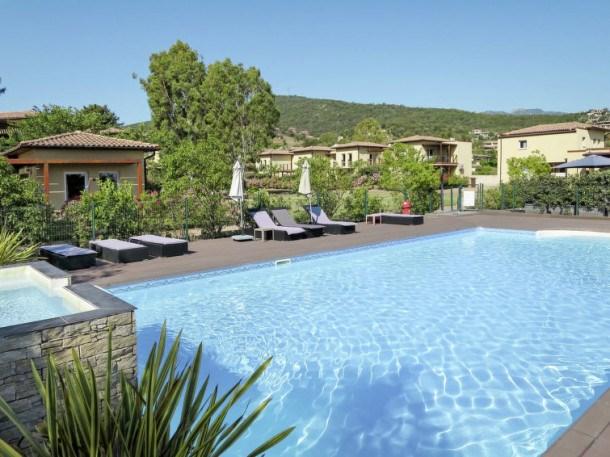 Location vacances Sari-Solenzara -  Appartement - 4 personnes - Télévision - Photo N° 1