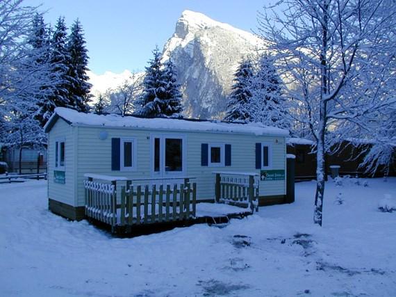 Camping Chevrot Loisirs Saison hiver