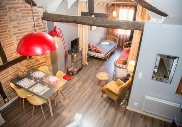 Location vacances Albi -  Appartement - 2 personnes - Télévision - Photo N° 1