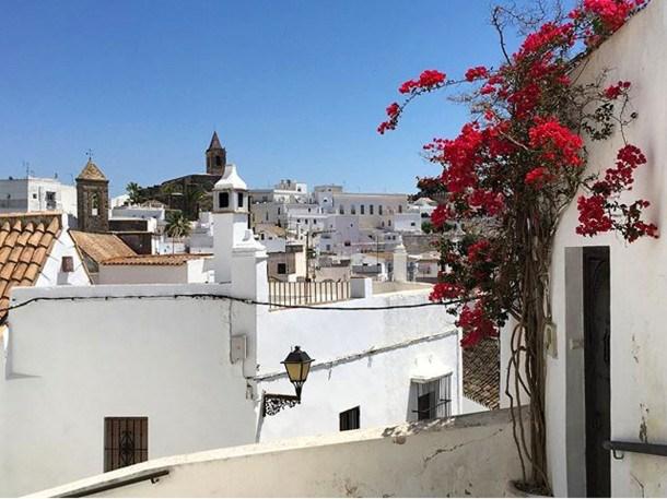 Location vacances Vejer de la Frontera -  Appartement - 3 personnes - Télévision - Photo N° 1