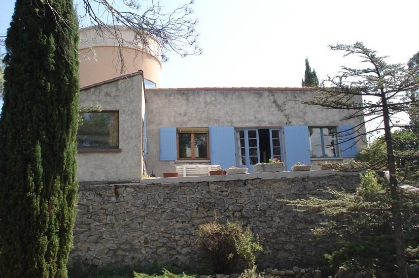 Maison indépendante 8 personnes avec piscine - Saint-Bénézet
